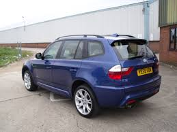 bmw x3 2 0d 2009 auto images and specification