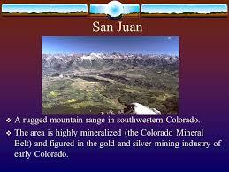 Rugged Mountain Range Mountain Ranges Front Range Park Range Ppt Online Download