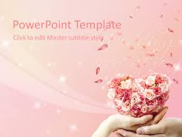 9 best images of template for powerpoint wedding slideshow