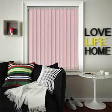 Pink Vertical Blinds Luxe Pink Vertical Blinds Value For Money Prices