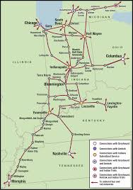 Megabus Route Map by Our Services Routes And Schedules Hoosier Ride