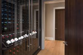 custom home interior modern interior doors wood veneer solid custom glenview