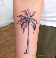 traditional palm tree