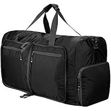 light travel bags luggage 80l foldable duffle bag lightweight travel bag for shopping gym