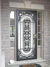 glass security doors secure door sidelights u0026 outstanding home fiberglass entry door