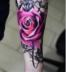 best 25 purple rose tattoos ideas on pinterest purple ink