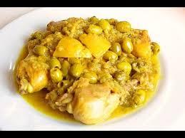 cuisine marocaine poulet aux olives recette marocaine poulet aux olives moroccan recipe chicken with