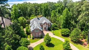 colonial style luxury in governors land virginia luxury homes