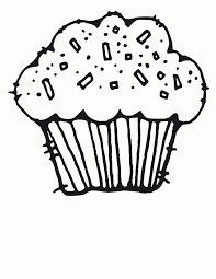 cute cupcake coloring pages muffins coloring page coloring home