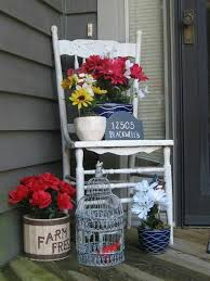 Outside Entryway Decor Best 25 Front Stoop Decor Ideas On Pinterest Outdoor Entryway