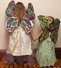 diy fairy costume domesticspace