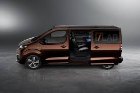 peugeot open top peugeot traveller i lab concept shows how french business trips