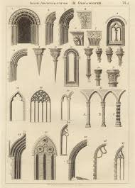 architecture and ornaments windows columns and capitals