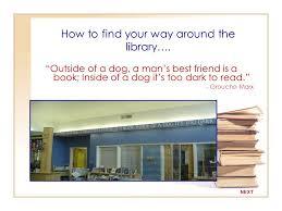 www find friends school moorestown friends school library next how to find your way around