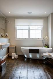 in floor lighting 10 sparkling ways to highlight and style smart lighting highlights the bathtub while giving the bathroom a spa styled ambiance design