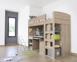 twin over full loft bunk bed modern creative twin over full loft