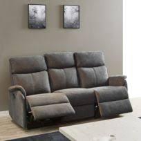 canap relax tissus 3 places momentime canapé scandinave relax électrique 2 5 places kekka