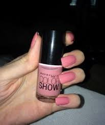 nail polish maybelline new york color show crushed candy 8