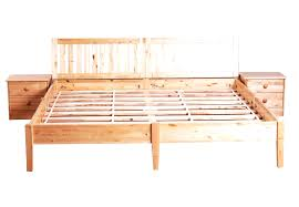 Best 25 Simple Wood Bed by Best 25 Diy Bed Frame Ideas Only On Pinterest Pallet Platform