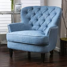 Blue Accent Chairs For Living Room Sumptuous Light Blue Accent Chair Chairs Living Room Throughout