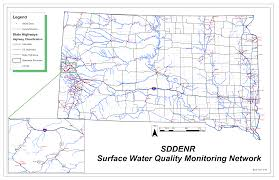 Uaa Map Water Quality Monitoring Network