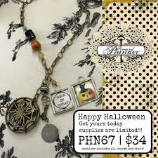 plunder design halloween collection vintage jewelry jack o