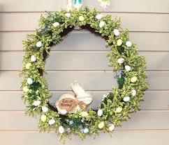 easter wreath easy spring wreath tutorial a crafty life