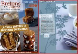 bretons en cuisine la presse en parle princesse amandine