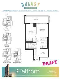 dueast condos floorplans pricing u0026 platinum access regent