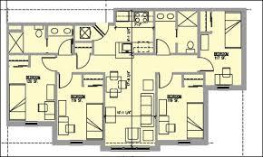 10 bedroom house floor plans webshoz com