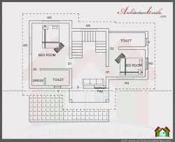 first floor plan ground rectangle bedroom house plans