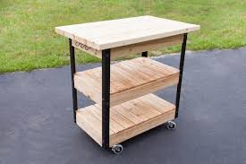 outdoor grill prep table diy grilling cart grilling table black decker black decker