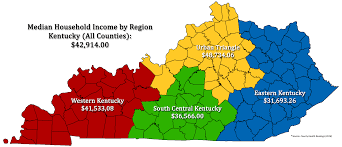 Uky Map Social Determinants Of Health The Center For Business And