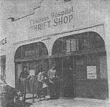 Thrift Shop Los Angeles Ca History South Bay Auxiliary To Children U0027s Hospital Los Angeles