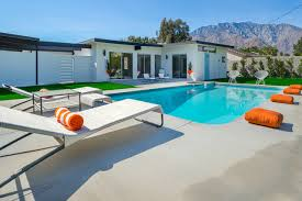 home decor palm springs home staging mid century modern home