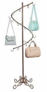 Ikea Luggage Rack Best 25 Purse Rack Ideas On Pinterest Purse Organization Bag