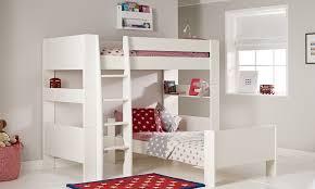 4 Bed Bunk Bed Best L Shaped Bunk Beds For Modern Bunk Beds Design