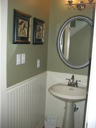 gold mirror powder room gorgeous design bathroom interior ideas