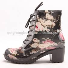 design your own womens boots black flower boots design your own boots buy