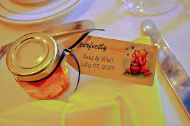 wedding favor ideas diy diy honey jar wedding favor ideas e m wedding favors