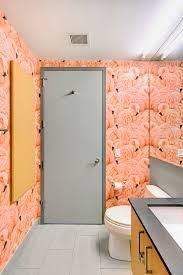 Flamingo Bathroom The World U0027s Best Photos Of Bathroom And Wallpaper Flickr Hive Mind