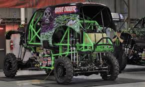 power wheels grave digger monster truck grave digger u0027 driver hurt in crash at monster truck rally