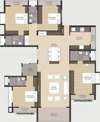 Vastu Floor Plan by Vaastu Genesis By Vaastu Group In Parijat Nagar Nashik Price