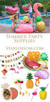 how to throw a pineapple party winter birthdays and party time