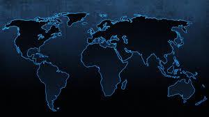 Best World Map Hd World Map Wallpaper Wallpapersafari
