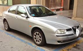 1999 alfa romeo 156 sedan a wikipedia classic cars today online