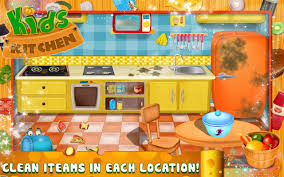 play kids kitchen html5 game on gamepix