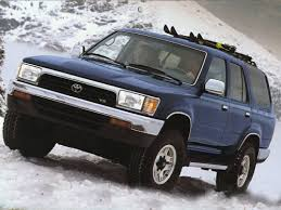 problems with toyota 4runner 1994 toyota 4 runner consumer reviews cars com