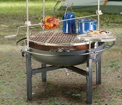 Firepit Grille Firepit And Grill Plan Ideas Rustzine Home Decor