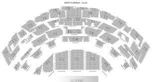 zenith plan salle michel sardou concert from 17 to 18 nov 2017 ticketmaster